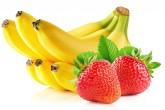 Массаж для детей клубничными сливками или банановым йогуртом