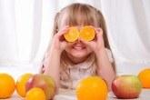 Детский массаж с эфирными маслами цитрусовых