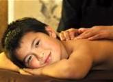 Детский массаж всего тела