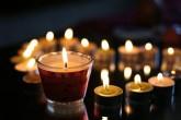 Массаж арома свечами