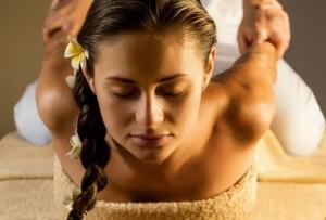 Тайский сабай массаж